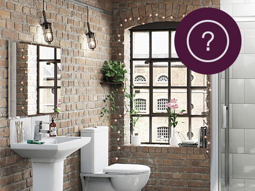 Your guide to planning a bathroom makeover