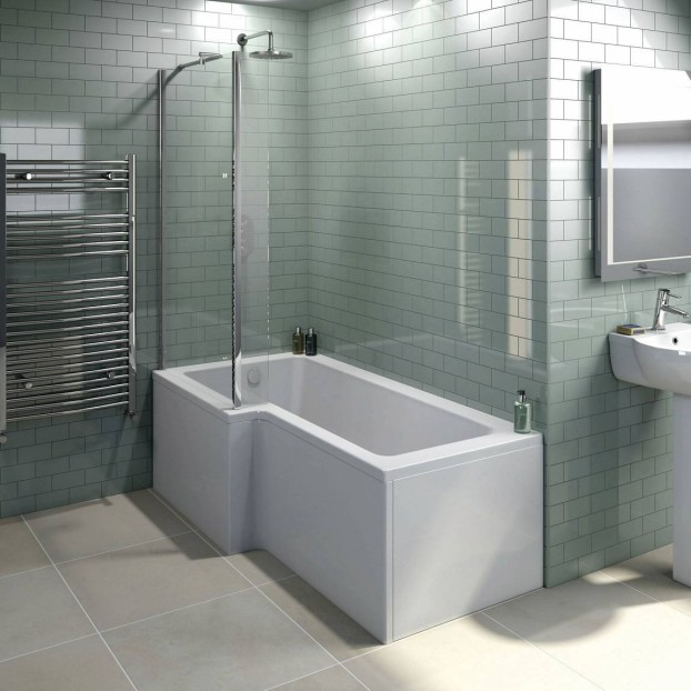 Modern bath and shower options