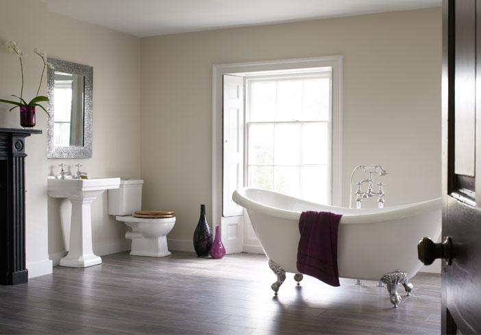Make your mark. 5 ways to personalise your bathroom space