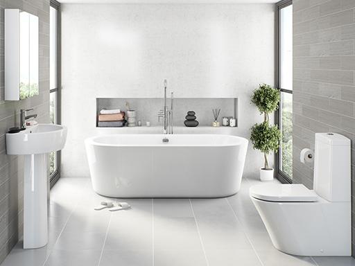 Planning a Contemporary Bathroom