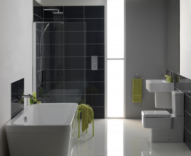 Getting the five - star treatment: How to kit your bathroom out like a hotel