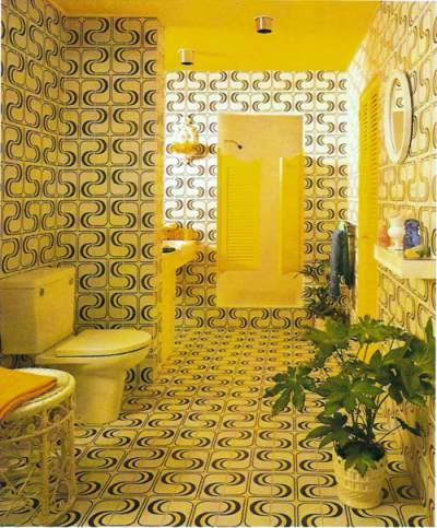 Help! My bathroom suite is stuck in the 1970s