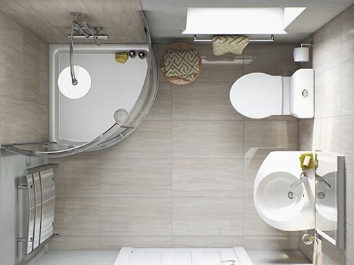 Bathroom Layout & Measurement Advice