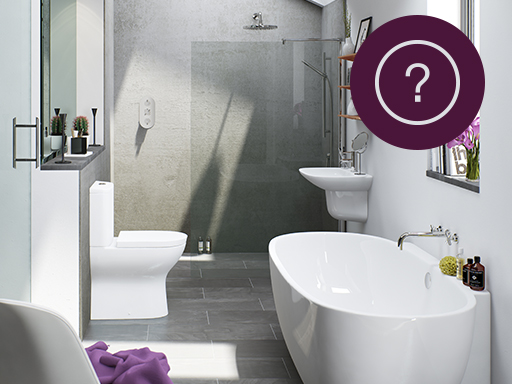 Master bathrooms: What features should you include?