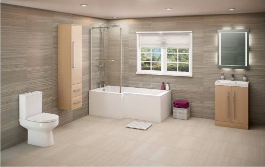 3 top design tips for planning your new bathroom