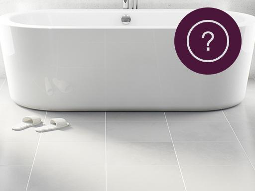 Bathroom Flooring Advice
