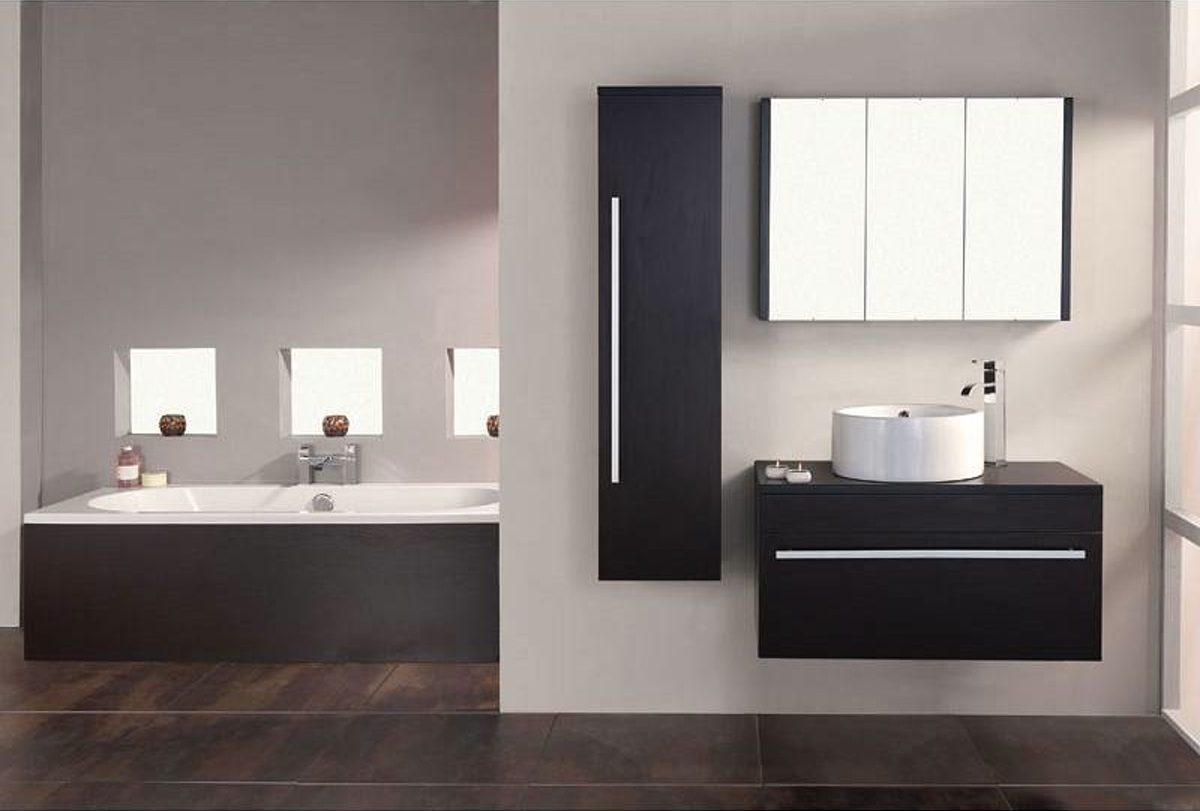 Fantastic While Getting Simple Cabinets  Of The Best Modern Wood Bathroom Vanities Out There Well Have A Look At Sizing, Finish Type, And The Greening Effect Of Recycled Goods Finding A Sense Of Repurpose Top Ten Modern Wood