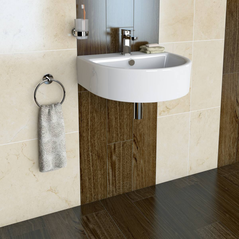 Brooklyn Wall Hung Basin