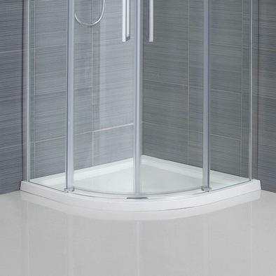 Quadrant Stone Shower Tray 1000 x 1000