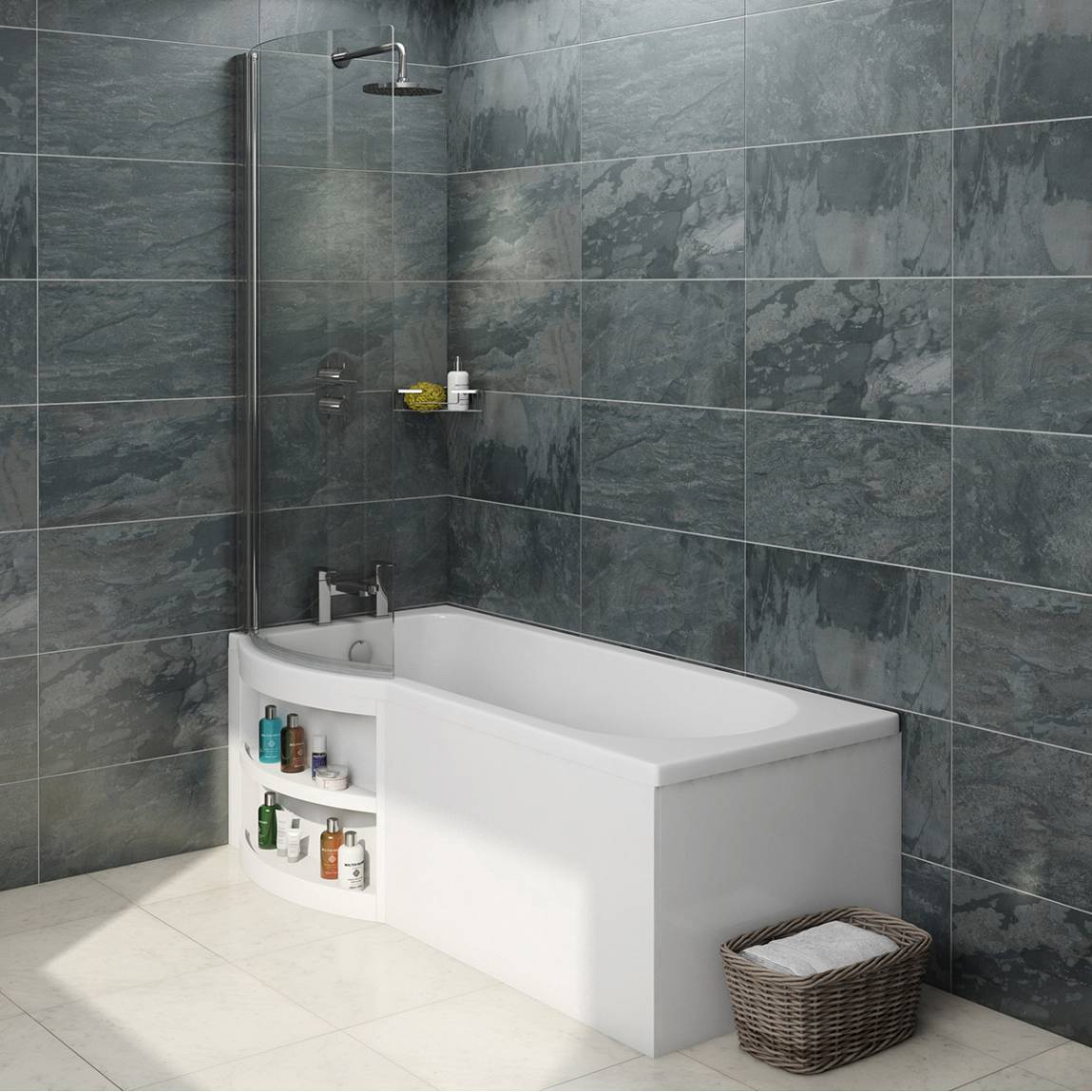 5 Smart Small Bathroom Ideas