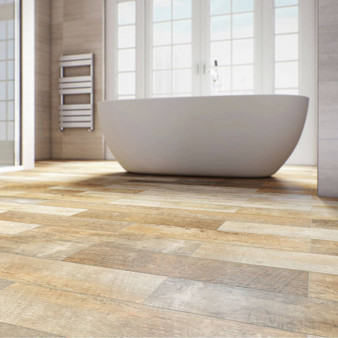 Wooden Bathroom Tiles: Choosing Bathroom Tiles