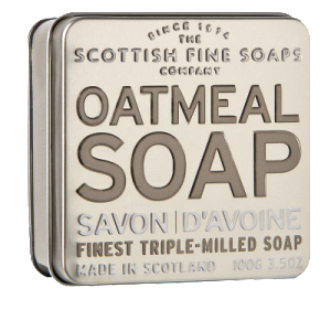Scottish Fine Soaps oatmeal soap