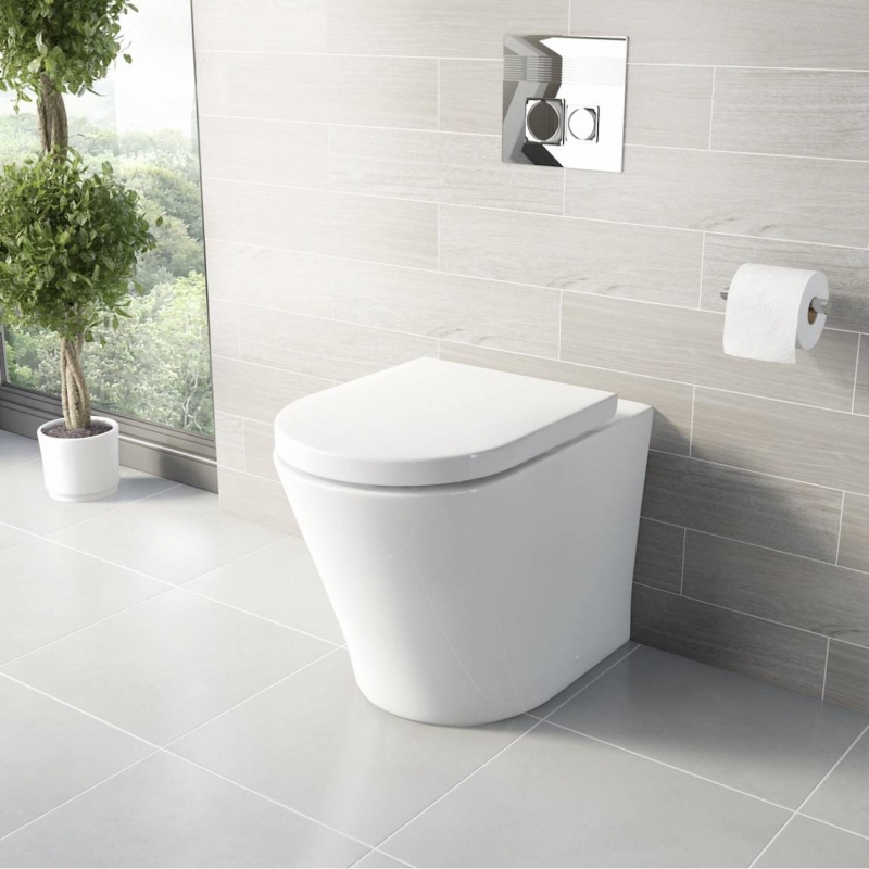 Arte back to wall toilet