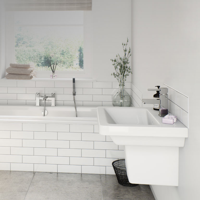 wall mounted basin units are also available as corner units making ...