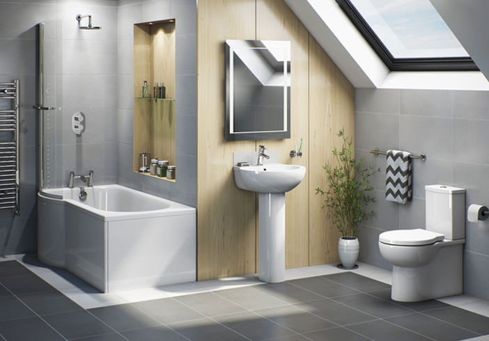 Madison Bathroom Suite