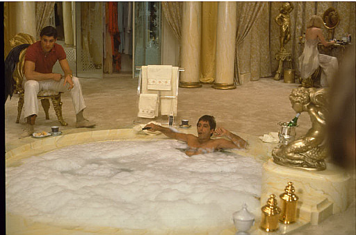 Scarface Bathroom