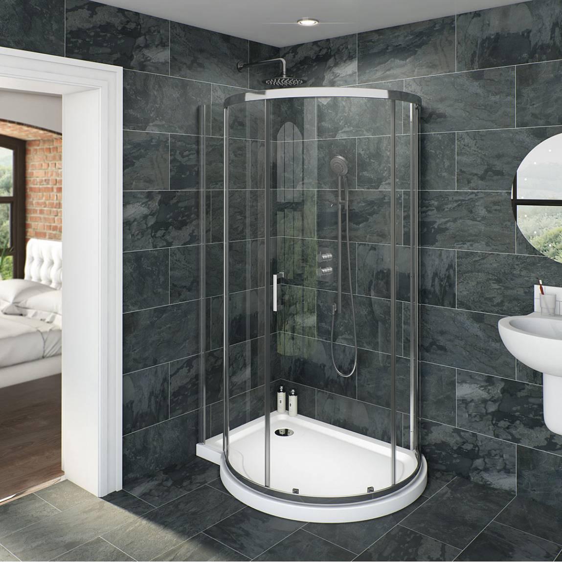 5 Big Ideas for Small Bathrooms | VictoriaPlum.com