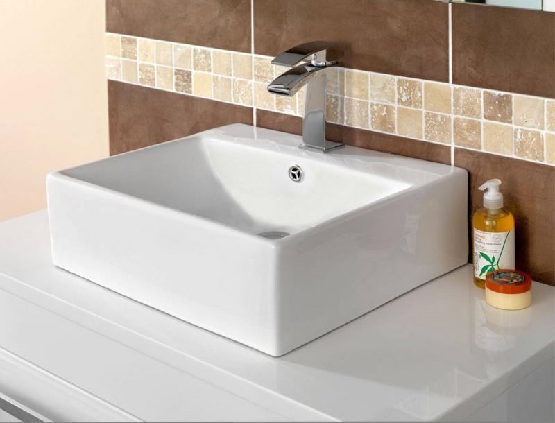 Harrop counter top basin