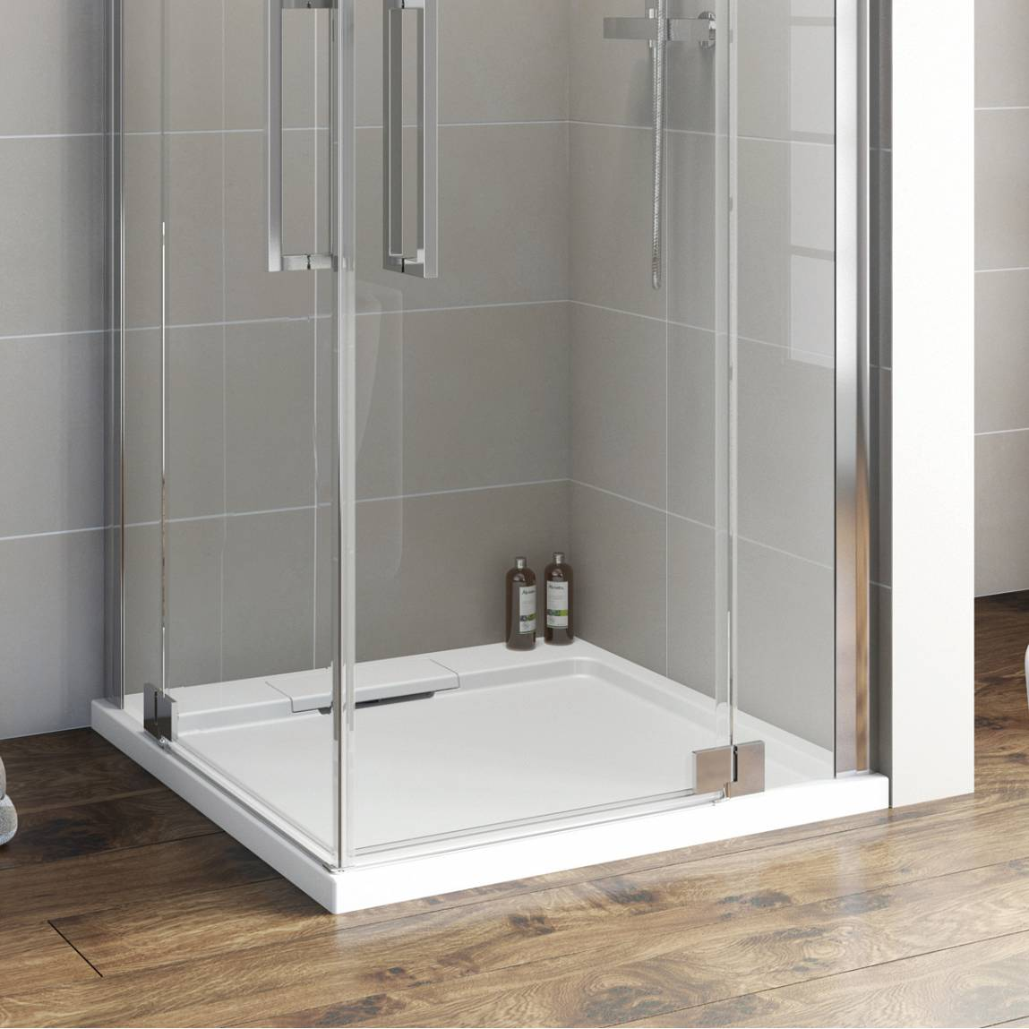 Shower tray buying guide | VictoriaPlum.com