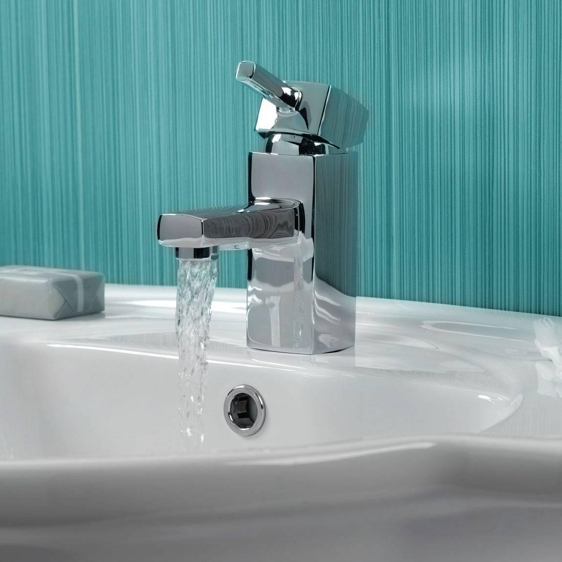 Derwent basin mixer tap