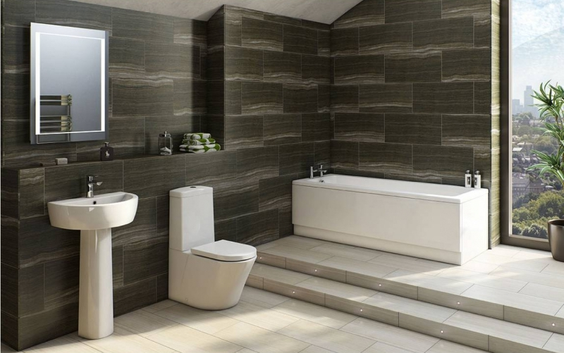 Family bathroom suites guide for Bathroom suites