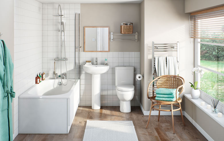How Much Should You Pay To Have A Bathroom Fitted VictoriaPlum Interesting A Bathroom