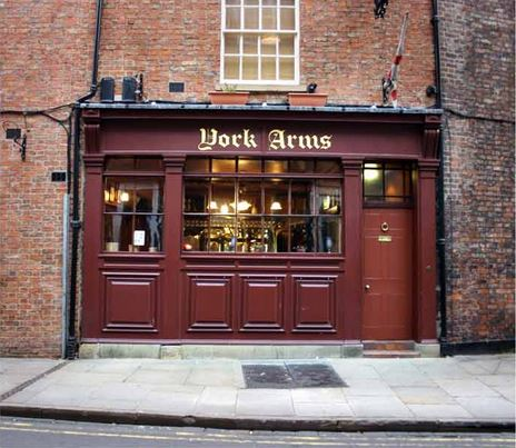 York Arms High Petergate York
