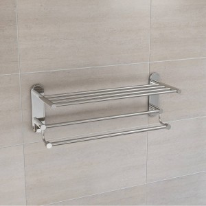 Options Traditional Towel Shelf and Rail