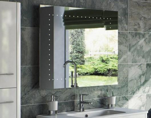 Polaris LED Mirror