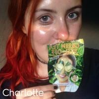 Charlotte Mud Pack Selfie