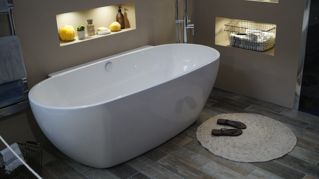Positano Freestanding Bath