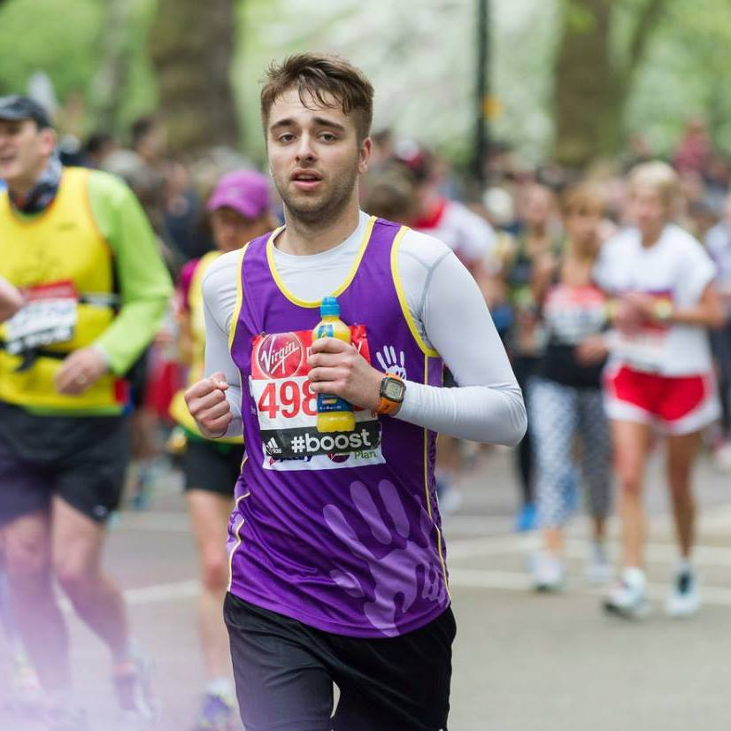 Running the London Marathon for WellChild