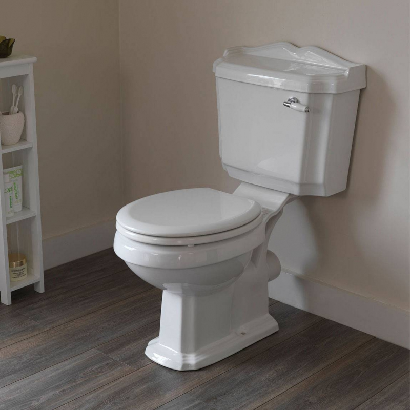 Winchester close coupled toilet