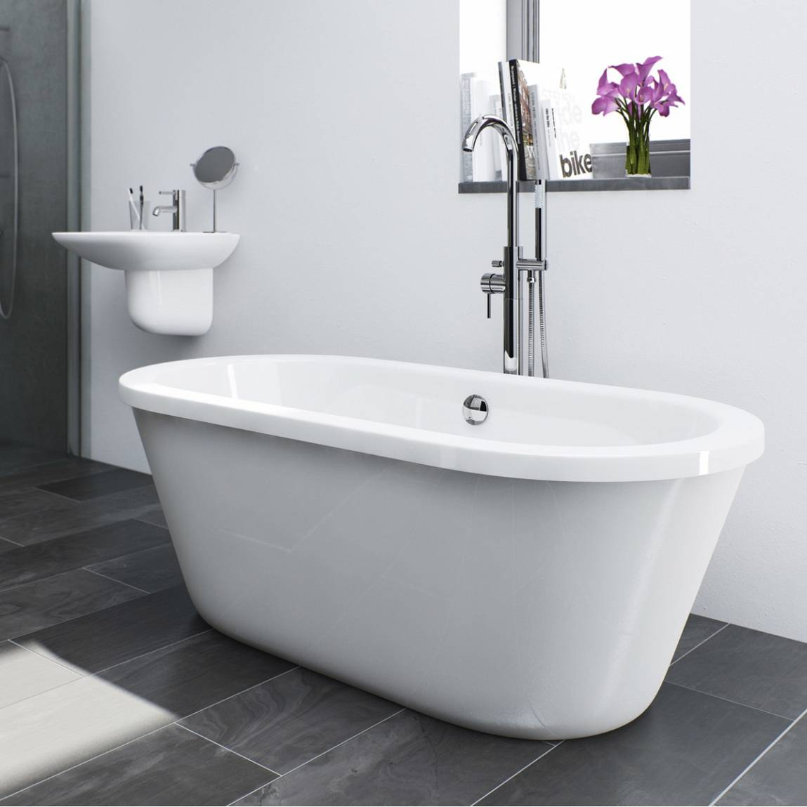 Yale Freestanding Bath