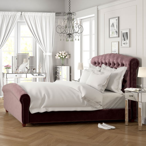 Paris Bedroom Funriture