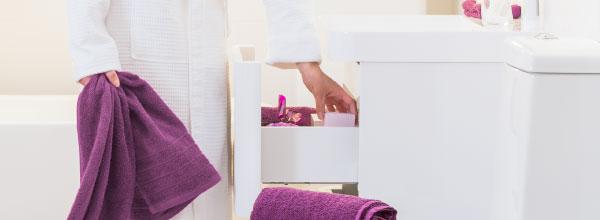 Bathroom furniture banner image