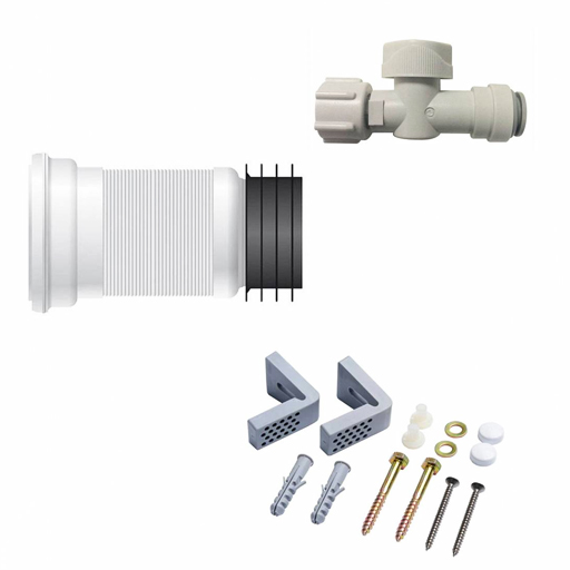 Toilet Fittings and Concealed Cisterns