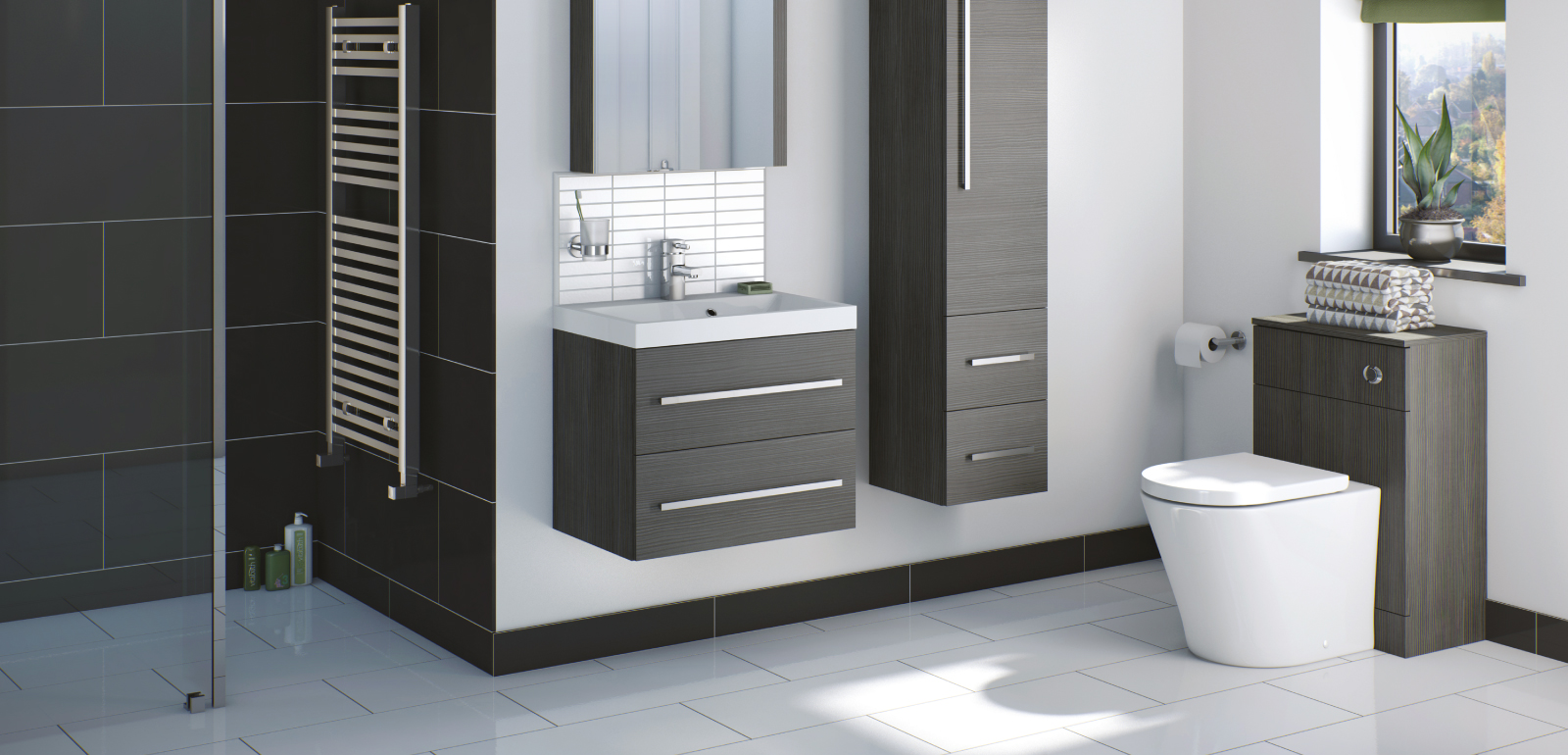 Victoria plumb bathroom cabinets specially for portland for Bathroom cabinets victoria plumb
