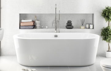 Browse Contemporary Baths