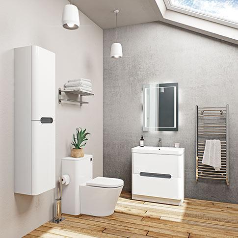 Planet Select Slate Bathroom Furniture