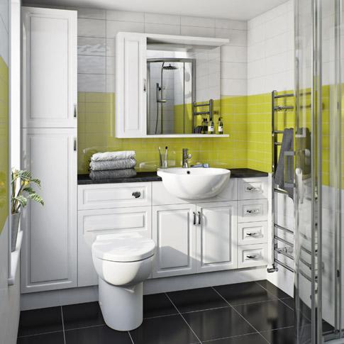 Florence Bathroom Furniture