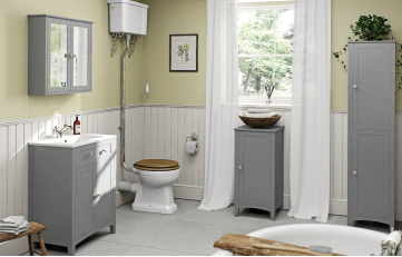 Browse Traditional Bathroom Furniture