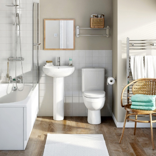 Energy Bathroom Suite Range