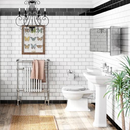 Regency Bathroom Suite Range