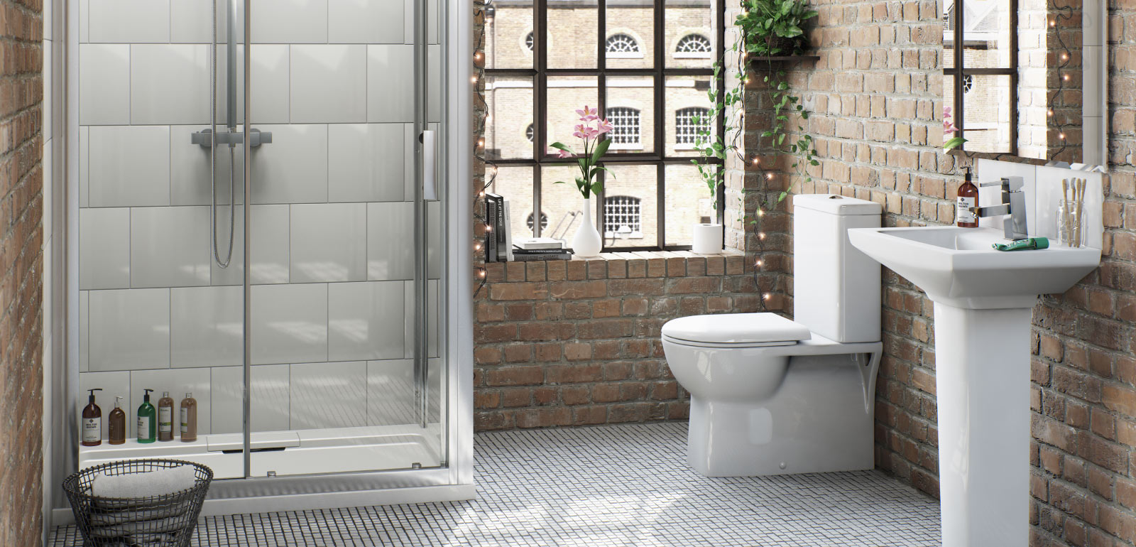 Brent Bathroom Suite Range