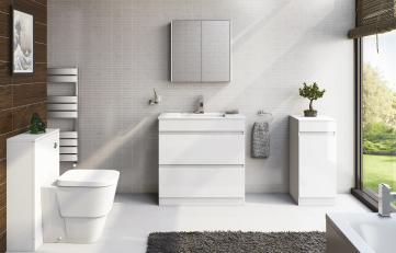 Browse Contemporary Bathroom Furniture