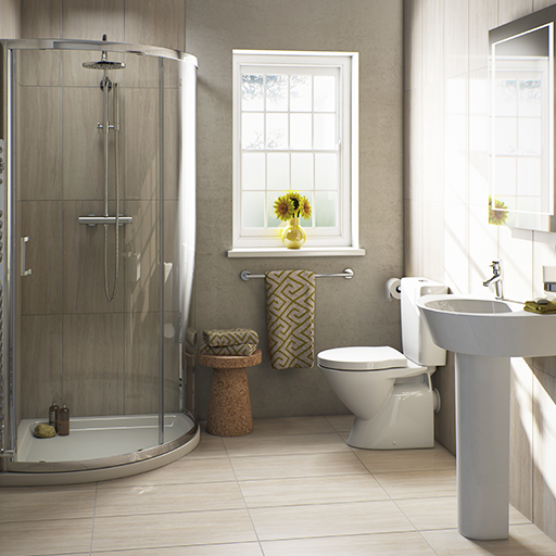 Ancona Bathroom Suite Range