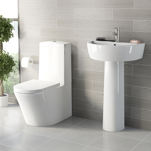 Bathroom Suite Ranges | VictoriaPlum.com