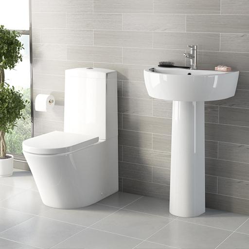 Arc Bathroom Suite Range