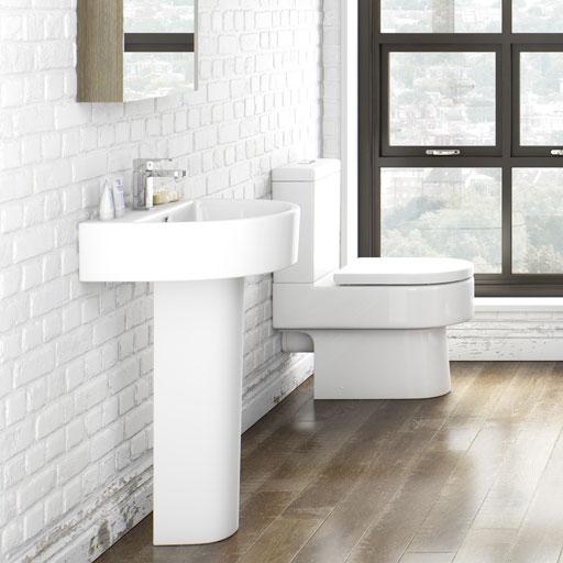 Brooklyn Bathroom Suite Range